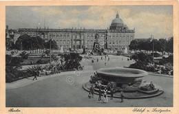 Cartolina Berlin Scloss Lustgarten Animata - Cartoline