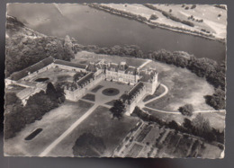 REF 424 : CPSM 44 LE CELLIER Chateau De Clermont Vue Aérienne - Le Cellier