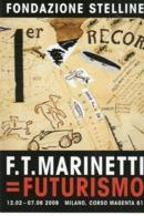 Tematica Illustratori - Futurismo Firmata  Marinetti -Fondazione Stelline MI - - Künstlerkarten