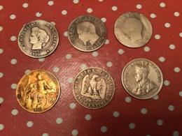 Lot De 6 Pièces Voir Le SCAN - Vrac - Monnaies