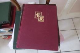 France  LOT DE   Timbres  Oblitérés 1900 -2000 Dans Un Classeur De 32 Pages En  Très Bon état    27 Scans - Collections (en Albums)