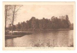 CPA 89 CHEMILLY - Jonction Du Canal Et De L'Yonne - Edition Vigreux - Other Municipalities