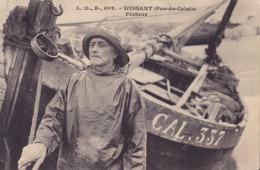 CPA - 62 - WISSANT - Pêcheur - 892 - Wissant
