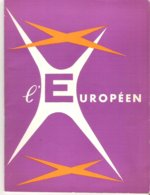 Théatre L' EUROPEEN Programme D'Oscar - Programmes