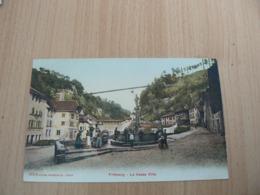 CP74 / SUISSE FRIBOURG / LA BASSE VILLE /  CARTE NEUVE - FR Fribourg