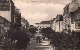CPA - LORIENT - LE COURS DE LA BÔVE - Edition H.Laurent - Lorient