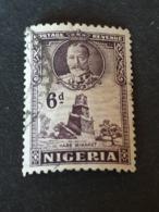 Sello Nigeria Usado - Nigeria (1961-...)