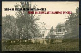 8 PHOTOS CHILE / CHILI ANNEE 20 ( IMIGRATION ALLEMANDE ANNEE 20 ) - SANTIAGO,VUES,ATTELAGE A GUE,MER A TALTAL,FRANCESA. - Lieux