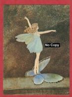 CP - ART - Artiste - Ida Rentoul Outhwaite - The Butterfly Ferry. - Bellas Artes