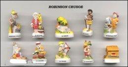 Série Complète - Robinson Crusoé - Charms