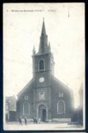 Cpa Du 59  Mons En Baroeul L' église     JM38 - Marcq En Baroeul