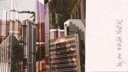 USA New York - Nikon Abstract Photography - Subrrealisme Art Photo 18x10cm 1980' - Places