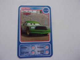 Carte Disney AUCHAN Cars Chick Hicks Voiture Carauto Carro - Autres Collections