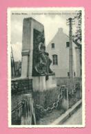 C.P. Sint-Gillis-Waas =   Standbeeld Der  Gesneuvelden Soldaten  1914-1918 - Sint-Gillis-Waas
