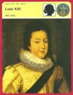 Louis XIII. Roi De France. Cardinal De Richelieu. Guerre De Religion. Affaiblissement Des Grands Et Des Protestants... - Histoire
