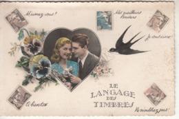 LE LANGAGE DES TIMBRES - Fantaisies
