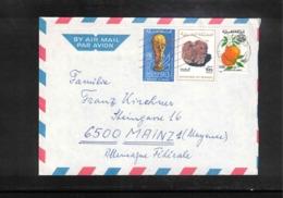 Morroco / Maroc Interesting Airmail Letter - Morocco (1956-...)