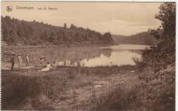 Ciney - Chevetogne - Lac Saint Maurice  - Culot Jottard  - Nels - Ciney