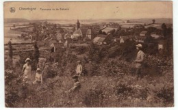 Ciney - Chevetogne - Panorama Vu Du Calvaire - Culot Jottard  - Nels - Ciney