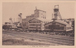 27955Sarre, Mine De Reden - Alemania