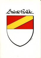Sainte Hoilde Blason - Francia