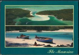 °°° GF674 - MAURITIUS - ILE AUX CERFS - 1996 With Stamps °°° - Mauritius