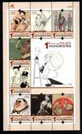 1° Humoristas 1912-2012 - 2012 - Blocs-feuillets