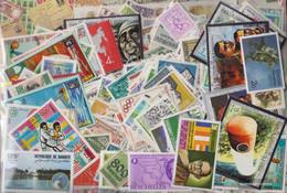 All World Stamps-500 Different Stamps - Briefmarken