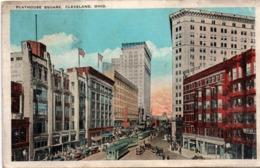 Cleveland - Playhouse Square - Ohio - édit Geo. R. Klein - Cleveland