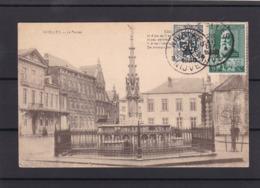 N° 279 Et 299 / Carte De Nivelles - Belgique