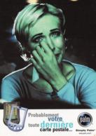 CPM - M - PUBLICITE POUR LE NOUVEL ORDINATEUR DE POCHE PALM - SIMPLY PALM - PROBABLEMENT VOTRE DERNIERE CARTE POSTALE - Advertising