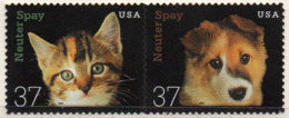 USA 2002 Neuter And Spay - United States