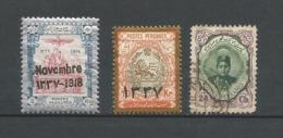 Lot De 3 Timbres - Iran - Stamps A Identifier - Iran