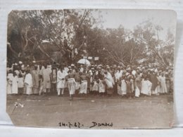 Afrique. Danses. 1927. 13x9 Cm - Africa