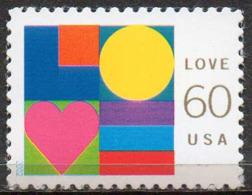 USA 2002 60¢ Love - United States
