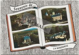 CPSM  La  Houssaye  Multivues - France