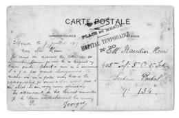 Hopital Temporaide De Mende - 1877-1920: Période Semi Moderne