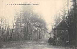 Spa - Promenade Des Français - Ed. Marcovici N° 2 - Spa