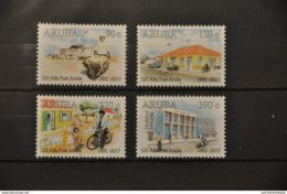 Aruba 2017**, 125 Jahre Post Von Aruba, Kakteen / Aruba 2017, MNH, 125 Years Of Aruban Post - Sukkulenten