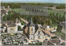 CPSM Herme  Eglise  Saint Pierre - France