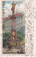 279677Liebenberg Denkmal (Briefmarke 1898) - Vienna