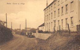 Strée - Entrée Du Village - Beaumont