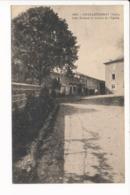 Carte De CHARANTONNAY  Café Mollard  ( Recto Verso ) - Autres Communes