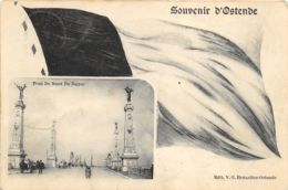 Souvenir D'Ostende - Patriotique - Oostende