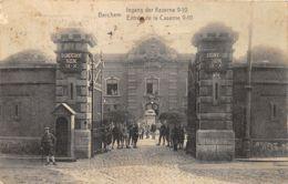 Anvers - Entrée De La Caserne 9-10 - Casernes