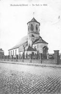 Westkerke-bij-Ghistel - De Kerk In 1908 (1911) - Gistel