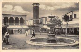 Tuniis - Place Halfaouine - Tunisie