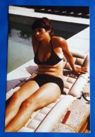 Vintage SEXY PIN-UP GIRL Photo - Hübsche Junge Frau Im Bikini, Jolie Jeune Femme, Pretty Young Woman [19-1567] - Pin-Ups