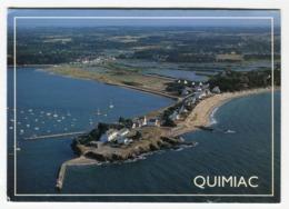 Cpm - MESQUER QUIMIAC La Pointe De Merquel - Vue Générale Aérienne - Mesquer Quimiac