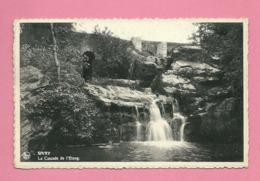 C.P. Sivry = La  Cascade  De L' Etang - Sivry-Rance
